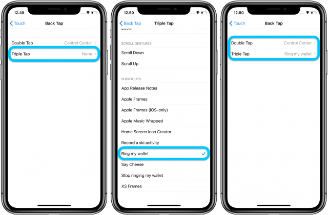 How To Use Back Tap Feature in iOS 14 1