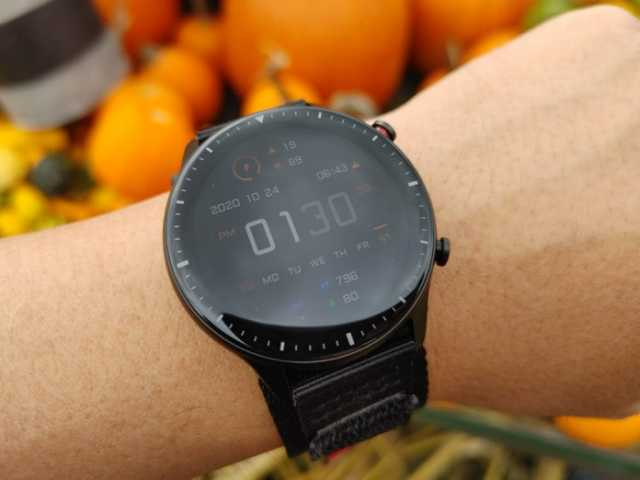 Specifications of Amazfit GTR2
