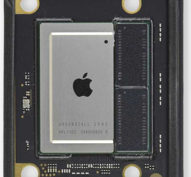 Apple m1x processor 1