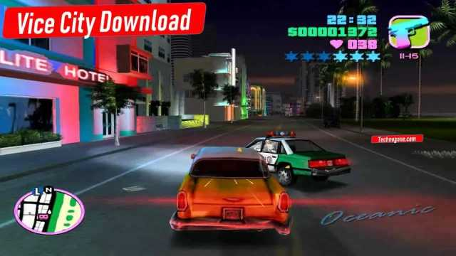 Download GTA Vice City In Laptop Windows 10