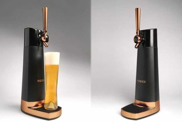 Fizzics Draft Pour Beer Dispenser