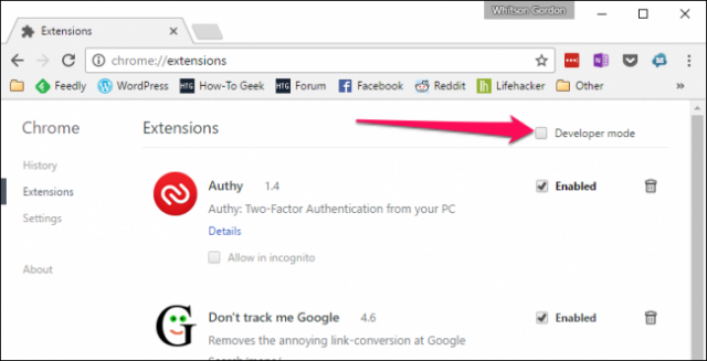 How To Update Plugins in Chrome