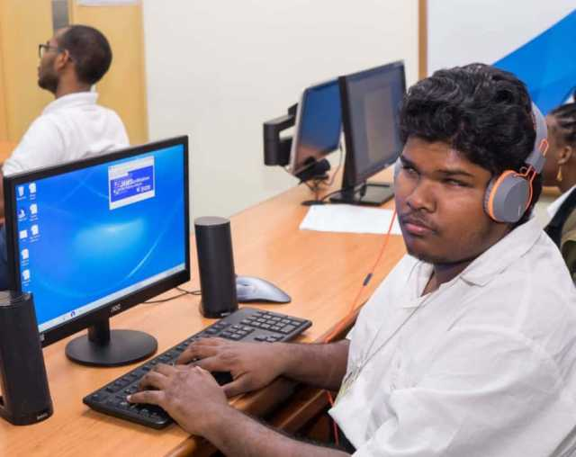 voice app helps for Visually Challenged