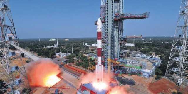 ISRO Launch Satellite 2