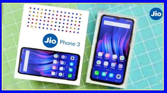 Jio Phone 3 Online Bookings