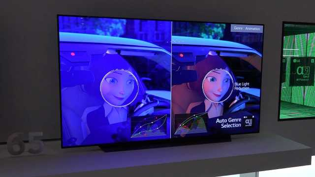 LG CX Series OLED TV