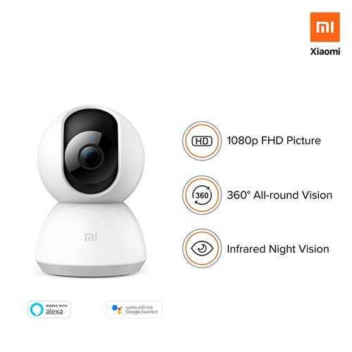 Mi Full HD WiFi Smart Security Camera